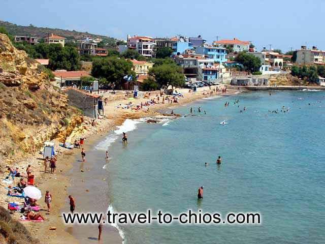 MEGAS LIMNIONAS BEACH -
