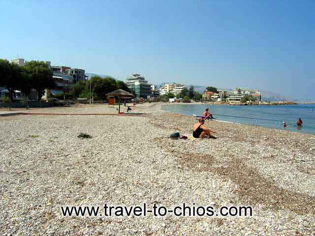 CHIOS BELLA VISTA BEACH -