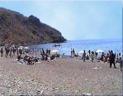 Agia Markella beach -