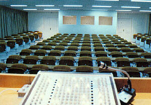CONFERENCE HALL -