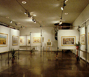EXHIBITION GALLERIES -