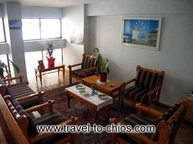 Villa Maro Living room image CLICK TO ENLARGE