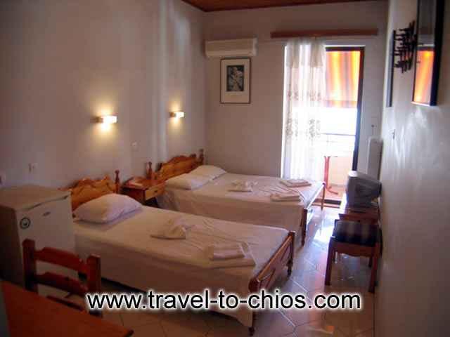 Villa Maro Double room image CLICK TO ENLARGE