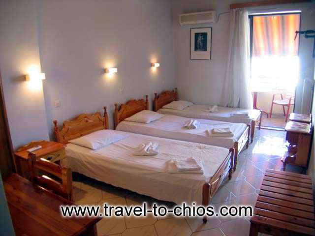 Villa Maro Triple room image CLICK TO ENLARGE