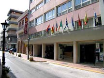 DIANA HOTEL  HOTELS IN  92, Eletheriou Venizelou Str. - Chora Center - CHIOS