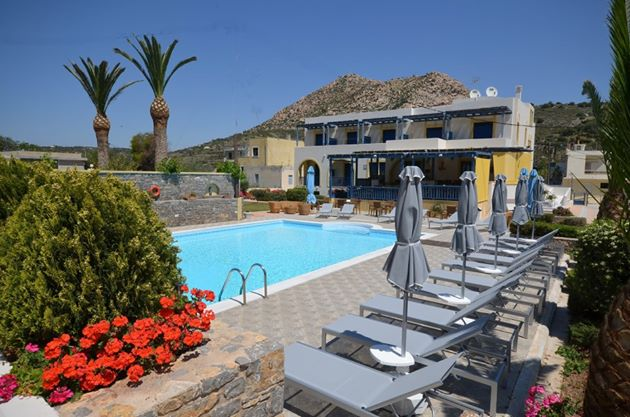 EMPORIOS BAY HOTEL IN  Emporios - Chios